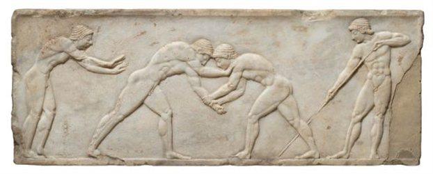 """Επιμορφωτικό πρόγραμμα """"Το αθλητικό ιδεώδες στην ποίηση η ταύτιση του κάλλους με το αγαθό"""""""