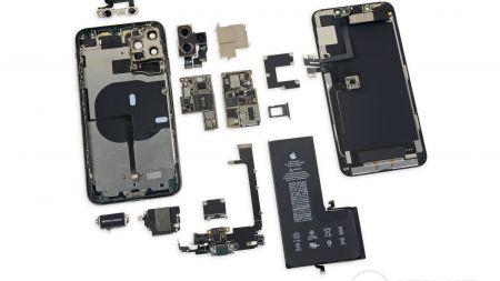 iPhone-11-Pro-Teardown: Spekulationen über bidirektionales Laden