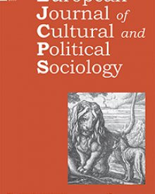 "European Journal of Cultural and Political Sociology (2017) — Jeffrey Goldfarb, ""Memory, Art and the Social Condition"""