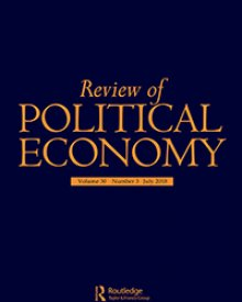 "Review of Political Economy (2018) — Mark Setterfield, ""Intermediation, Money Creation, and Keynesian Macrodynamics in Multi-Agent Systems"""