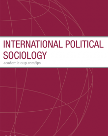 "International Political Sociology (2017) — Rafi Youatt, ""Personhood and the Rights of Nature: The New Subjects of Contemporary Earth Politics"""