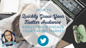 How to Quickly Grow Your Twitter Audience