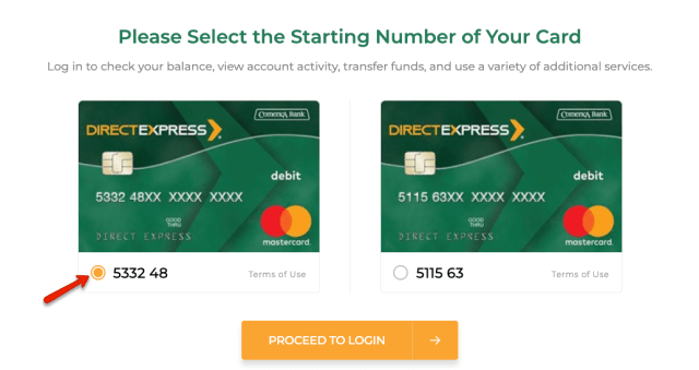 """""""Create Direct Express Account Online"""""""