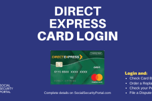 """Direct Express Card Login Guide"""
