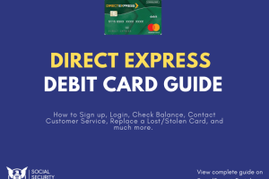 """Social Security Direct Express Debit Card Guide"""