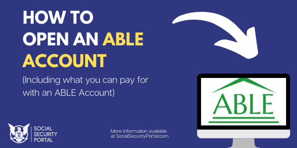 """How to Open an ABLE Account"""