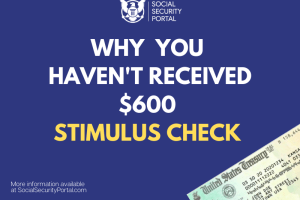 """5 Reason You Haven't Received Second Stimulus Check"""