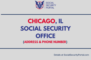 """""""Chicago IL Social Security Office"""""""