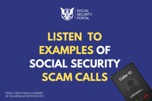 """How do I know if Social Security is calling me"""