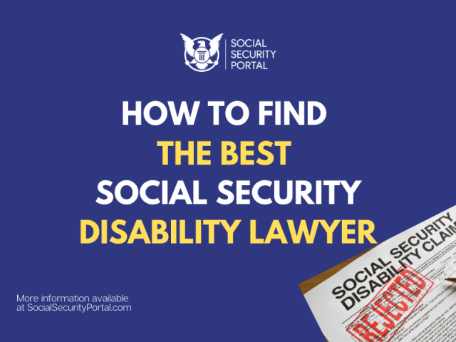 """""""How to Find the Best Social Security Disability Lawyer"""""""