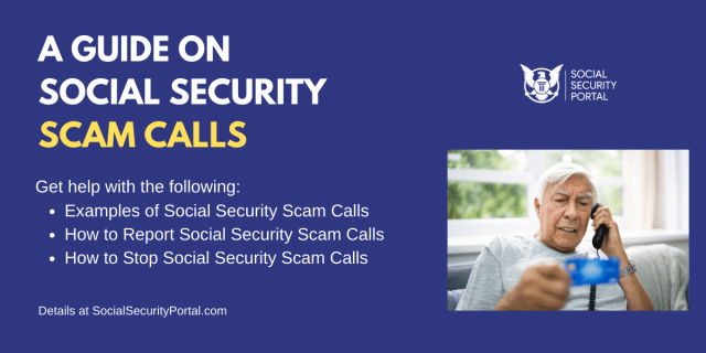 """""""How to Report Social Security Scam Calls"""""""