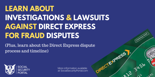 """""""Direct Express Investigation and Lawsuits"""""""