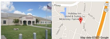 McKinney Social Security Office Texas
