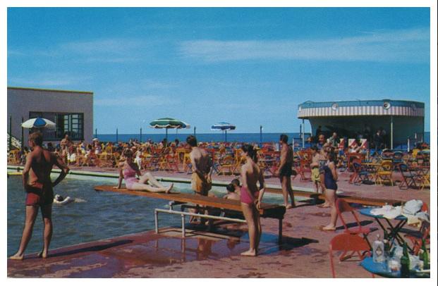 Surf Club Old School
