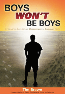 Boys Won't Be Boys - 12 Personal Development Books Coaches Love socialstephanie.com/blog