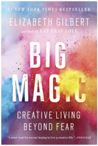 Big Magic - 12 Personal Development Books Coaches Love socialstephanie.com/blog