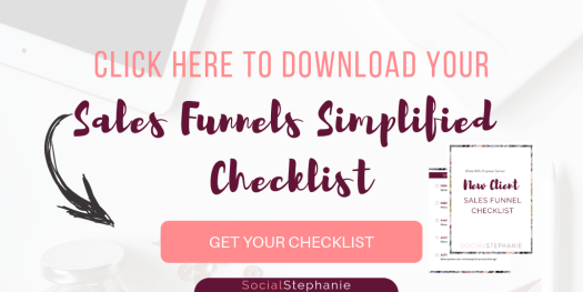 How to find coaching clients before you have a website sales funnels simplified checklist