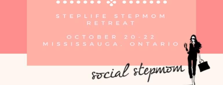 Sarah Paterson Guest Speaker at The Steplife Stepmom Retreat!