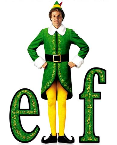 Social Stepmom Yaya and Poppy holiday movies elf