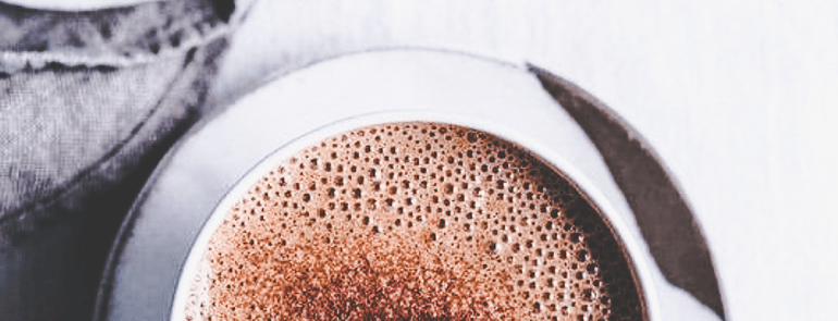 Every Bite Counts with @PurelyMe_: Healthy Hot Chocolate Recipe!