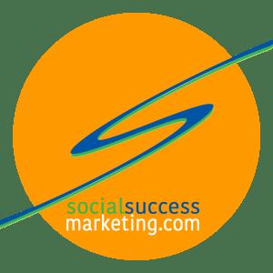 social success marketing logo