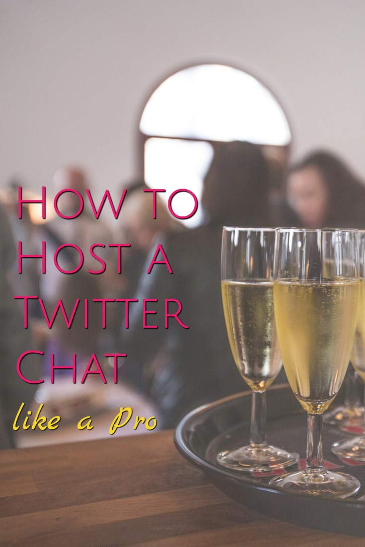 Want to host a Twitter Chat Like a Pro? Tips HERE