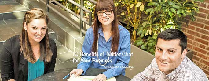 Twitter Chats Benefits Featured Image