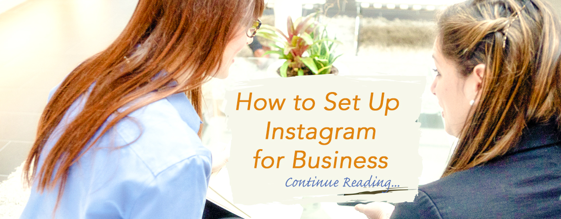 Instagram for Business Set Up