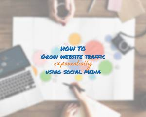 Web Referral Tips:  How to Increase Website Traffic Using Social Media (Part 1)
