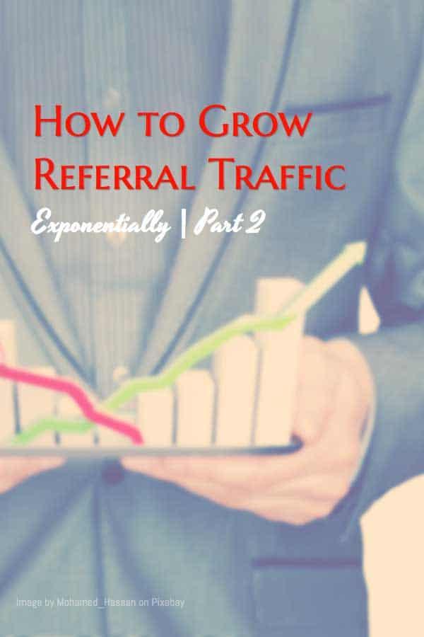 increase social media website referral