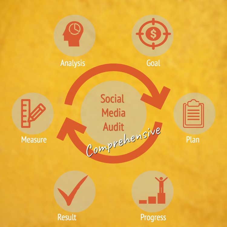 comprehensive social media audit