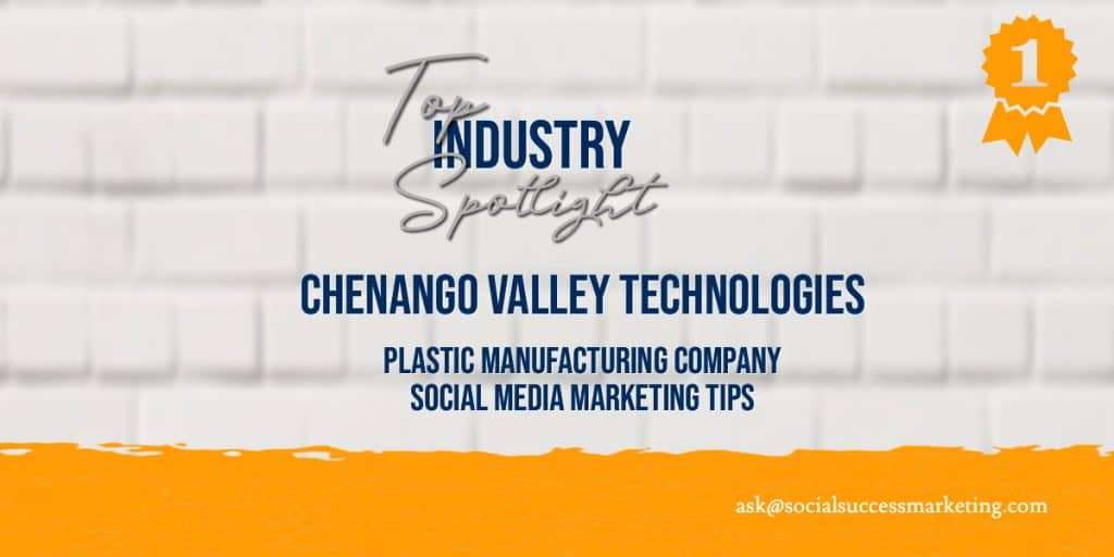 manufacturing social media tips