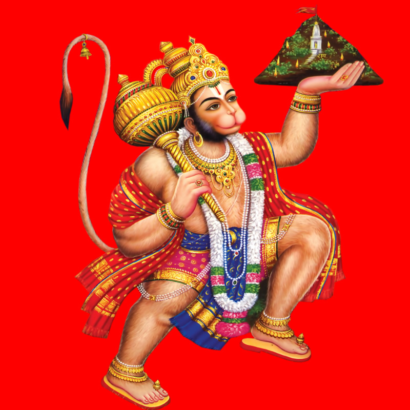 Lyrics To Hanuman Chalisa