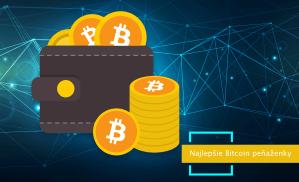 najlepsie bitcoin penazenky