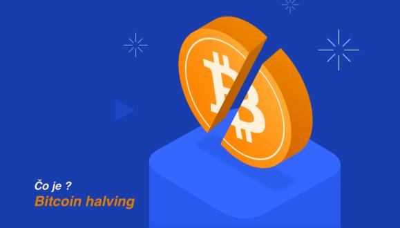 čo je bitcoin halving