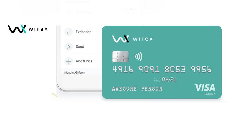 wirex karta