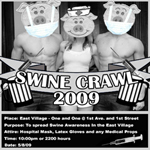 Swine Crawl 2009
