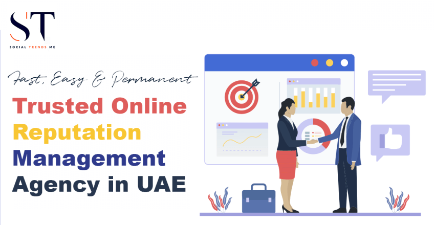 Trusted Online Reputation Management Agency UAE – Case Study