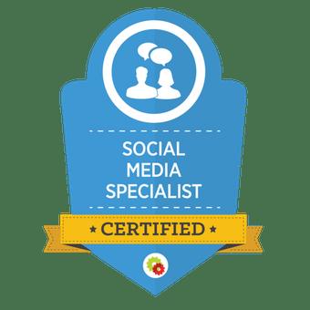 Certified Social Media Specialist