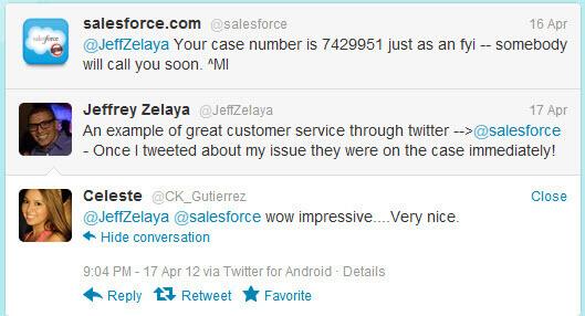 Salesforce-on-Twitter-Social-Media