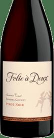 Folie a Deux Pinot Noir, Sonoma, Bottle