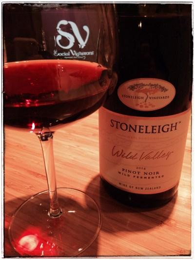 2014 Stoneleight Wild Valley Pinot Noir