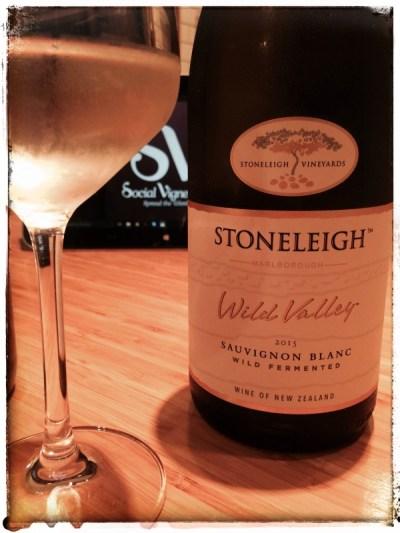 2015 Stoneleight Wild Valley Sauvignon Blanc