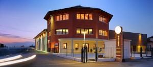 Corvezzo view of the winery exterior Veneto wine cessalto