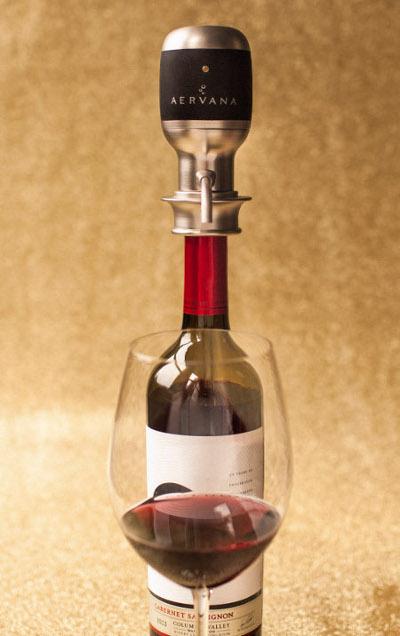 Aervana_GoldLuxe_wine_aerator
