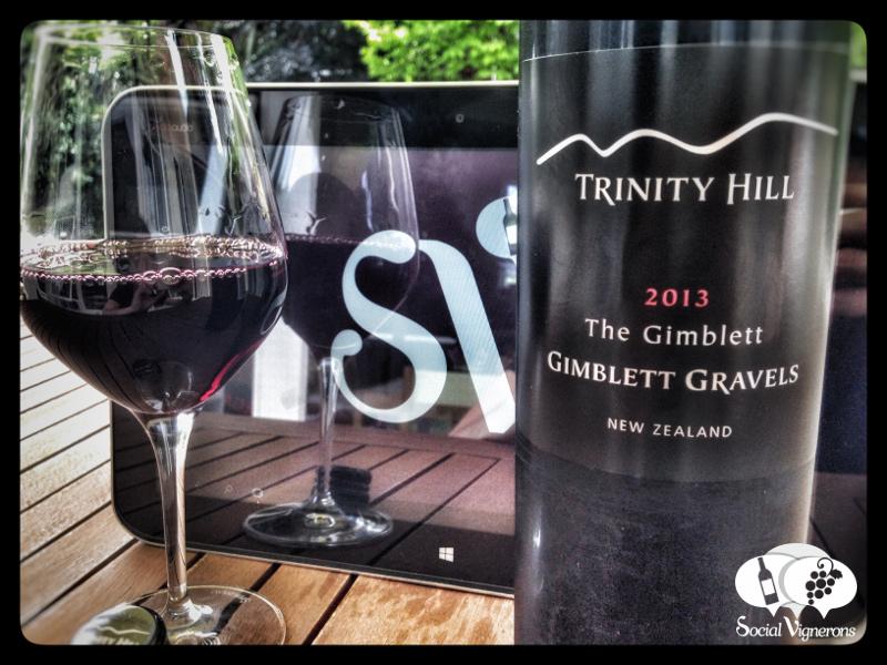 2013 Trinity Hill 'The Gimblett', Hawkes Bay
