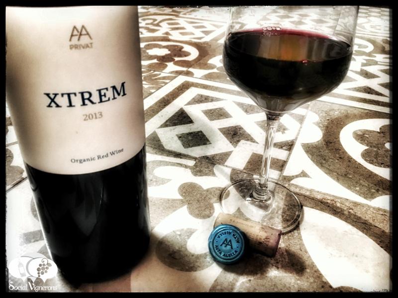 2013 Alta Alella Xtrem Organic Red, Catalonia