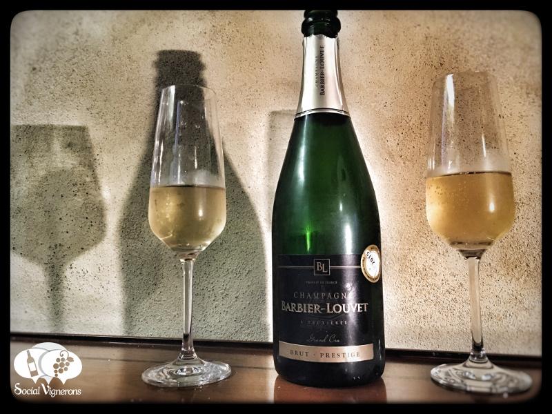 Champagne Barbier-Louvet Grand Cru Brut Prestige, France