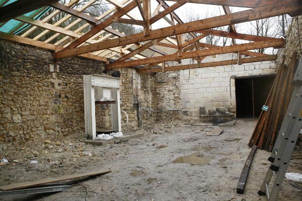 Chateau Biac Cadillac Cotes de Bordeaux restoration 2 Social Vignerons