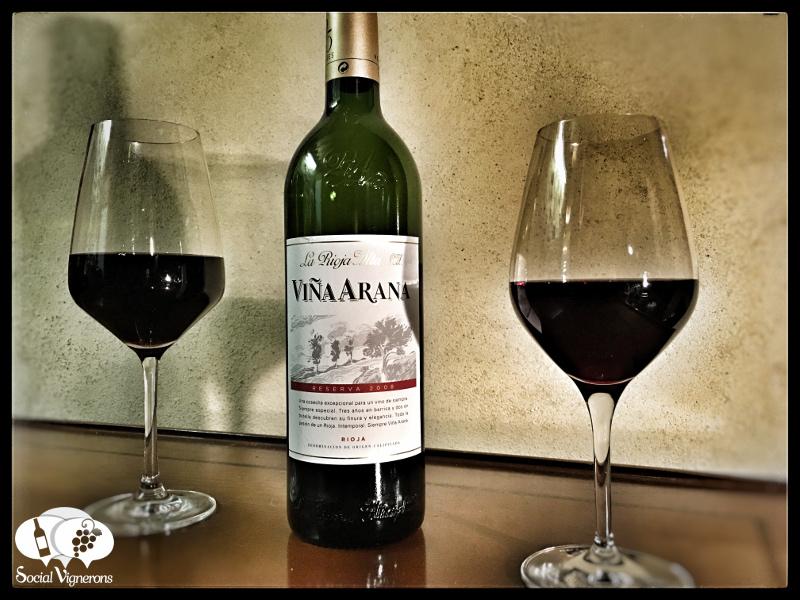 2008 La Rioja Alta Viña Arana Reserva, Spain